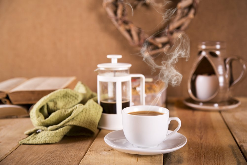The Plunger Coffee Method